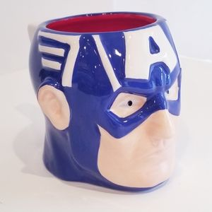 Marvel Mug 3D Captain America